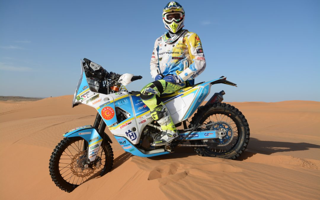 Presentation Team Dakar 2017