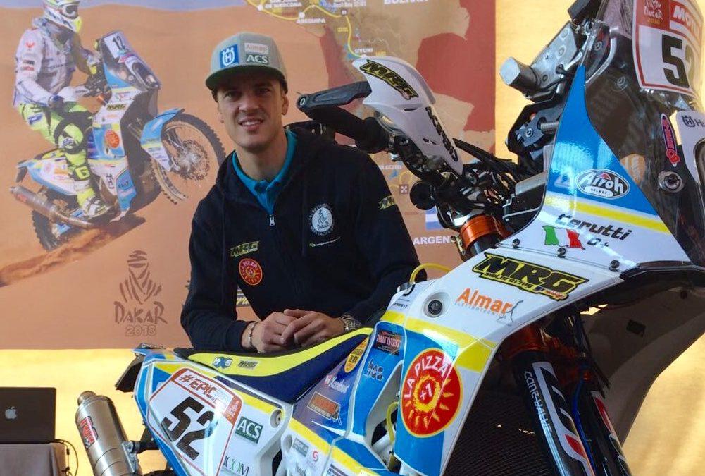 Presentazione Team Dakar 2018